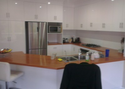 Kitchen Resurface After