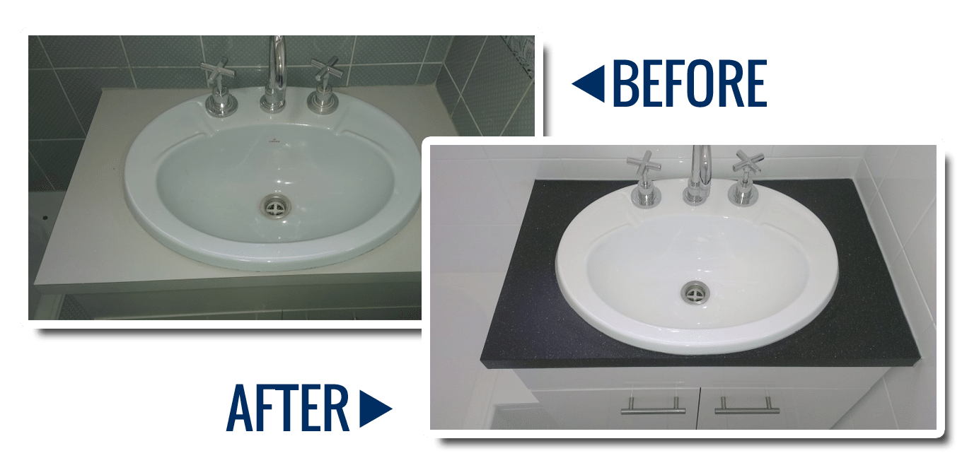 Bathroom Resurfacing - Restoring all Baths, Basins, Tiles